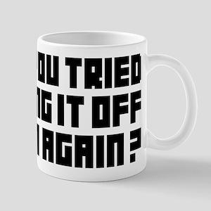 Turning it Off Mugs