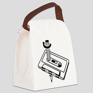 Unique Relationship Canvas Lunch Bag