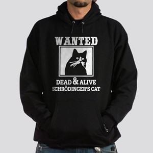 Wanted Dead and Alive Hoodie (dark)