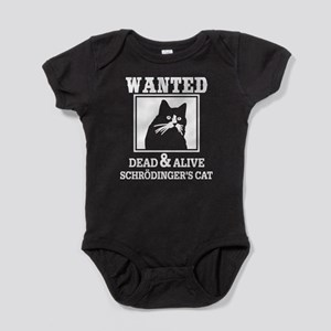 Wanted Dead and Alive Baby Bodysuit
