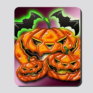Halloween III by Bluesax Mousepad