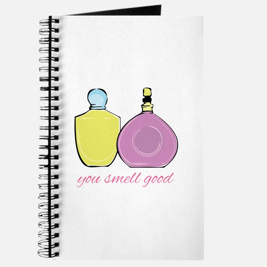 You Smell Good Journal