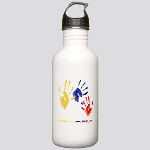 Colombian hands Stainless Water Bottle 1.0L