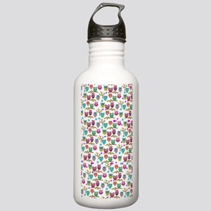 happy owls Stainless Water Bottle 1.0L