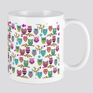 happy owls Mugs