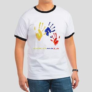 Colombian hands Ringer T