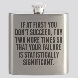 Statistically Significant Failure Flask