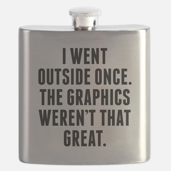 The Graphics Werent That Great Flask