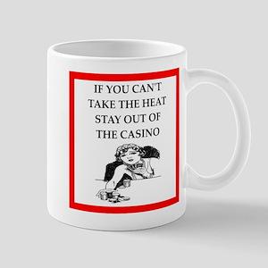 i love casinos Mugs