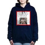 i love tennis Women's Hooded Sweatshirt