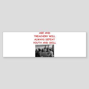 i loce table tennis Bumper Sticker
