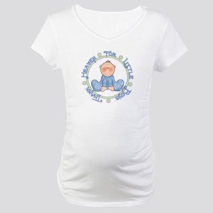 Thank Heaven Little Boys Maternity T-Shirt