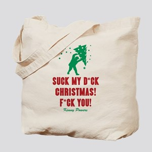 Kenny Powers Christmas Meltdown Tote Bag
