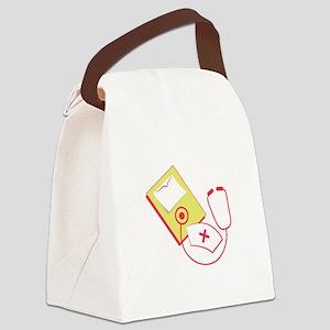 Nusre Equipment Canvas Lunch Bag