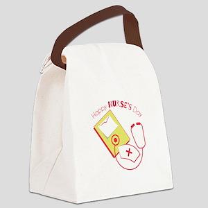 Nurses Day Canvas Lunch Bag