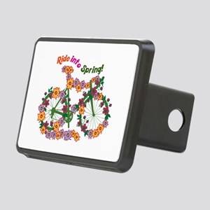 Ride Into Spring Hitch Cover