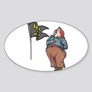 Pirate Oath Sticker