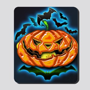 Halloween by Bluesax Mousepad