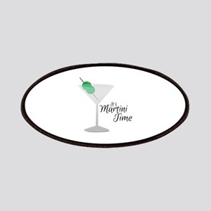 Martini Time Patches