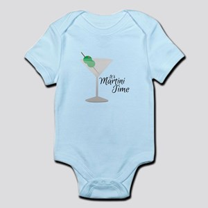 Martini Time Body Suit