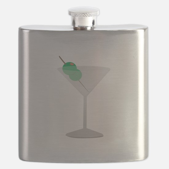 Olives Drink Flask