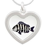 Sheepshead porgy Necklaces