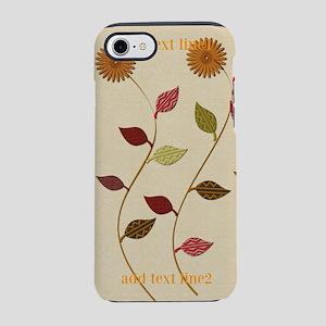 Fall Autumn Giving Thanks iPhone 7 Tough Case