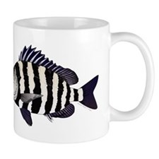 Sheepshead porgy Mugs