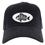 Sheepshead porgy Baseball Hat