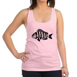 Sheepshead porgy Racerback Tank Top
