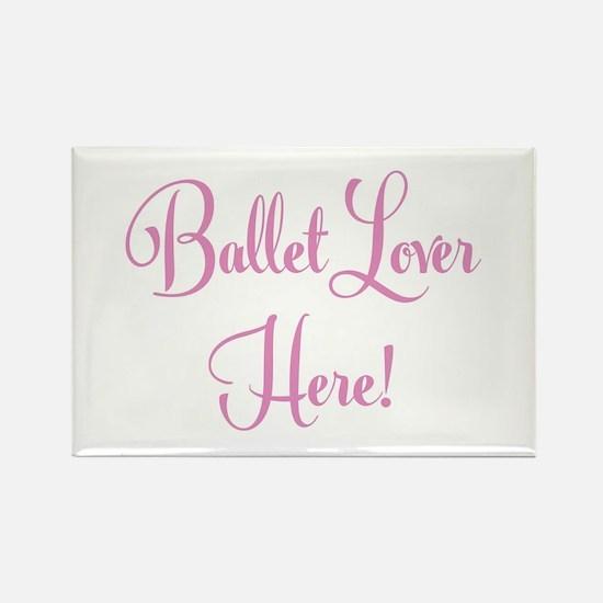 Ballet Lover Magnets