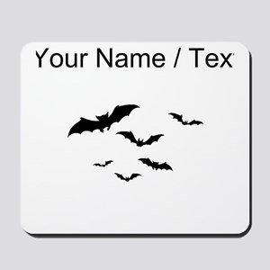 Custom Bats Flying Mousepad