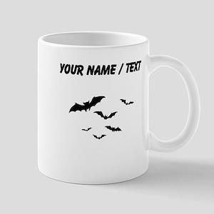Custom Bats Flying Mugs