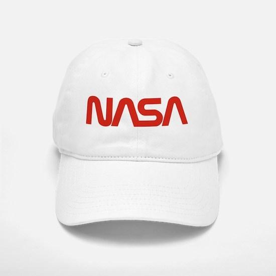 NASA Snake (worm) Baseball Baseball Cap