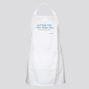 God Made Only a Few Perfect M BBQ Apron