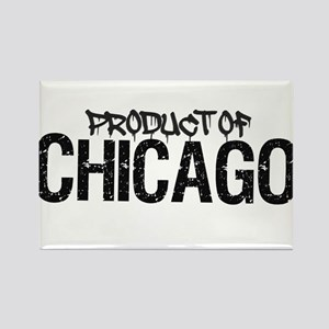 Product of Chicago, IL! Magnets