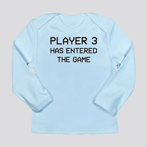 Player 3 Infant Long Sleeve T-Shirt