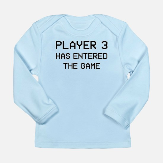 Player 3 Infant Long Sleeve T-Shirt