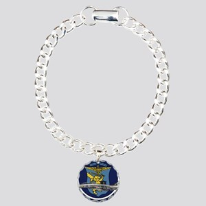 vf32logoair Charm Bracelet, One Charm