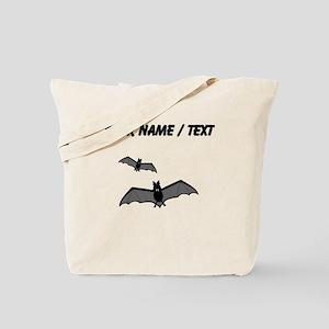 Custom Bats Tote Bag