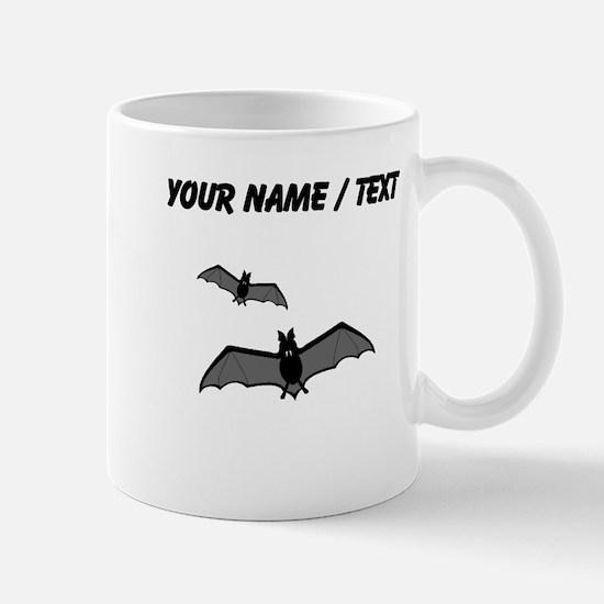 Custom Bats Mugs