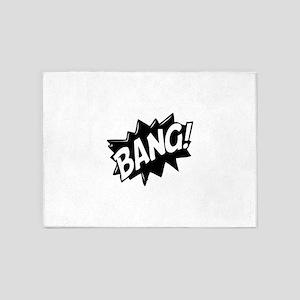 Bang 5'x7'Area Rug