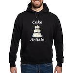 Cake Artiste Hoodie (dark)