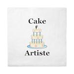 Cake Artiste Queen Duvet