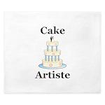 Cake Artiste King Duvet