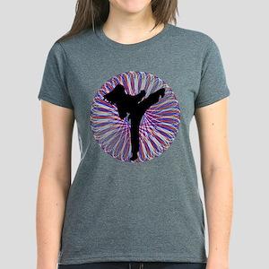 Martial Arts Women's Dark T-Shirt