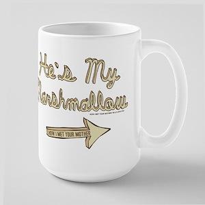 HIMYM Marshmallow Large Mug