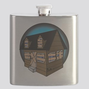 Trap House Flask