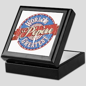 World's Greatest Pépère Keepsake Box