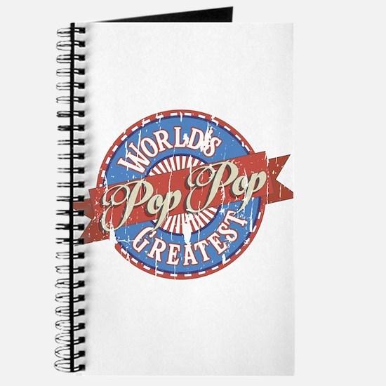 World's Greatest PopPop Journal
